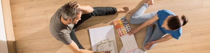 rachat de crédit travaux immobilier