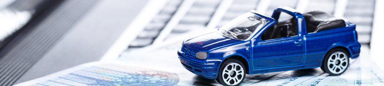 Comparer les crédits auto