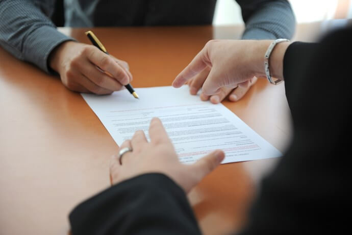 Changer de banque en une signature