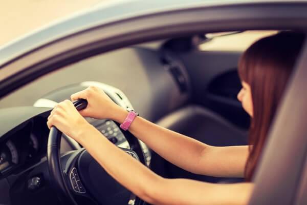 Les femmes conductrices