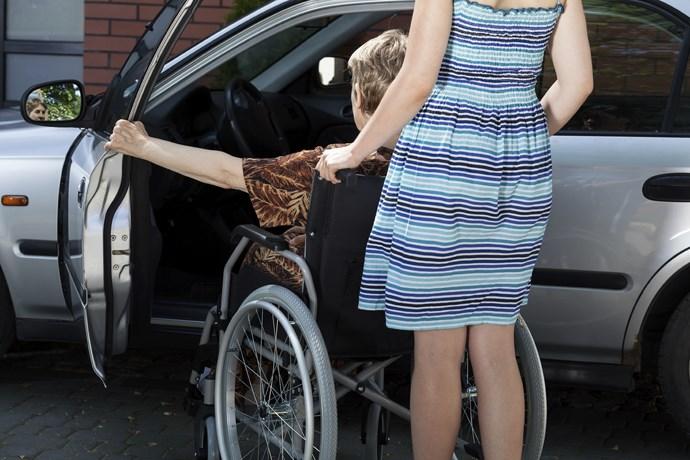 L'assurance auto des personnes à handicap
