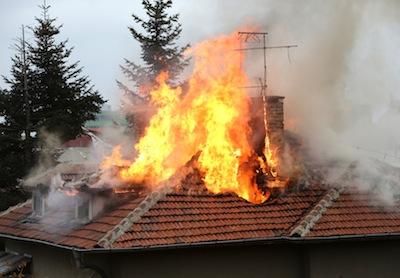 Assurance habitation : comment fonctionne l'assurance incendie ?