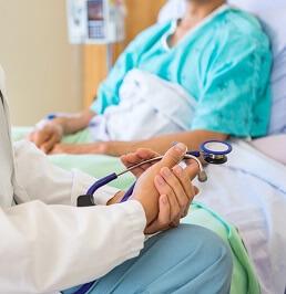 L'hospitalisation d'un malade