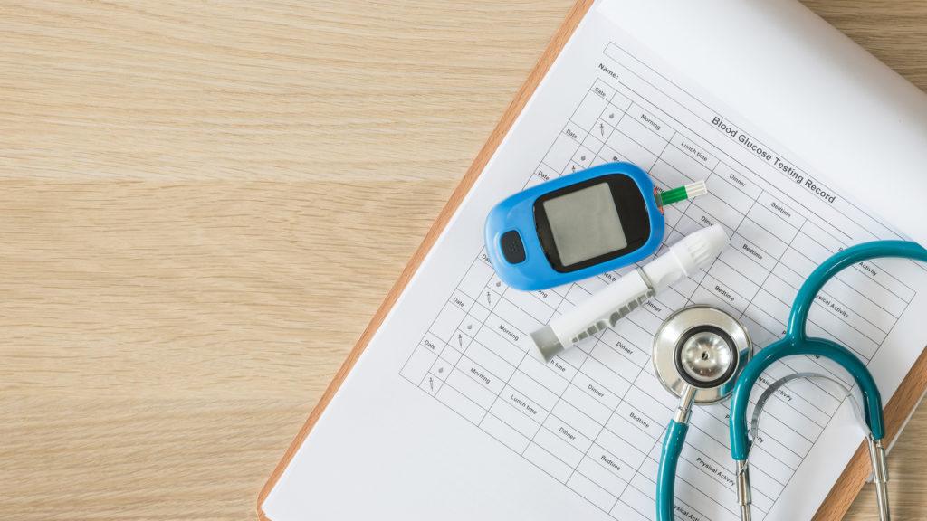 Prise en charge traitement diabète
