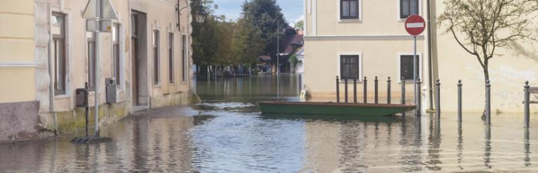 Les catastrophes naturelles et l'assurance maison