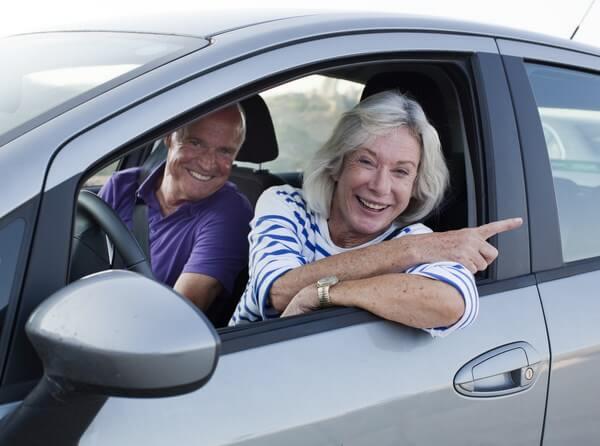 Les conducteurs seniors