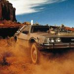 La voiture de Retour Vers le Futur