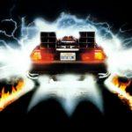 La DeLorean décolle