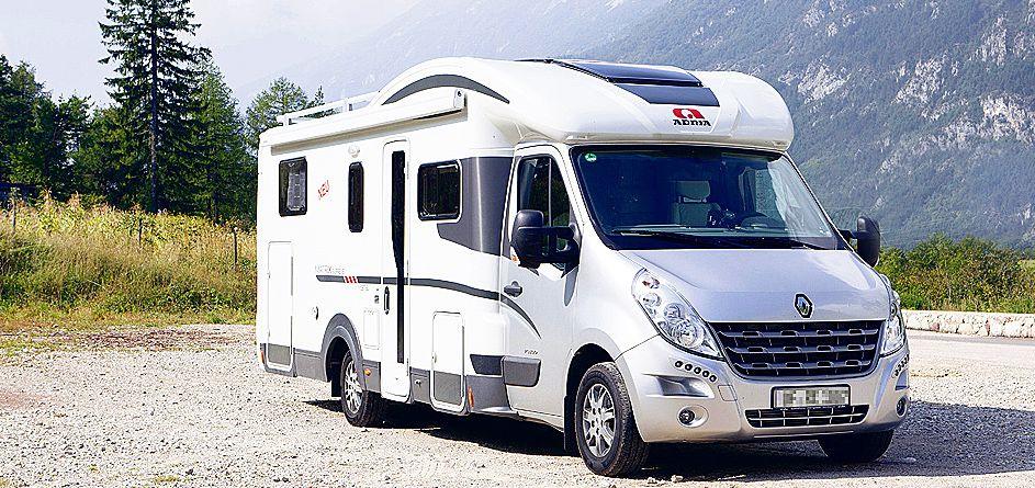 Hausse du marché du camping-car.