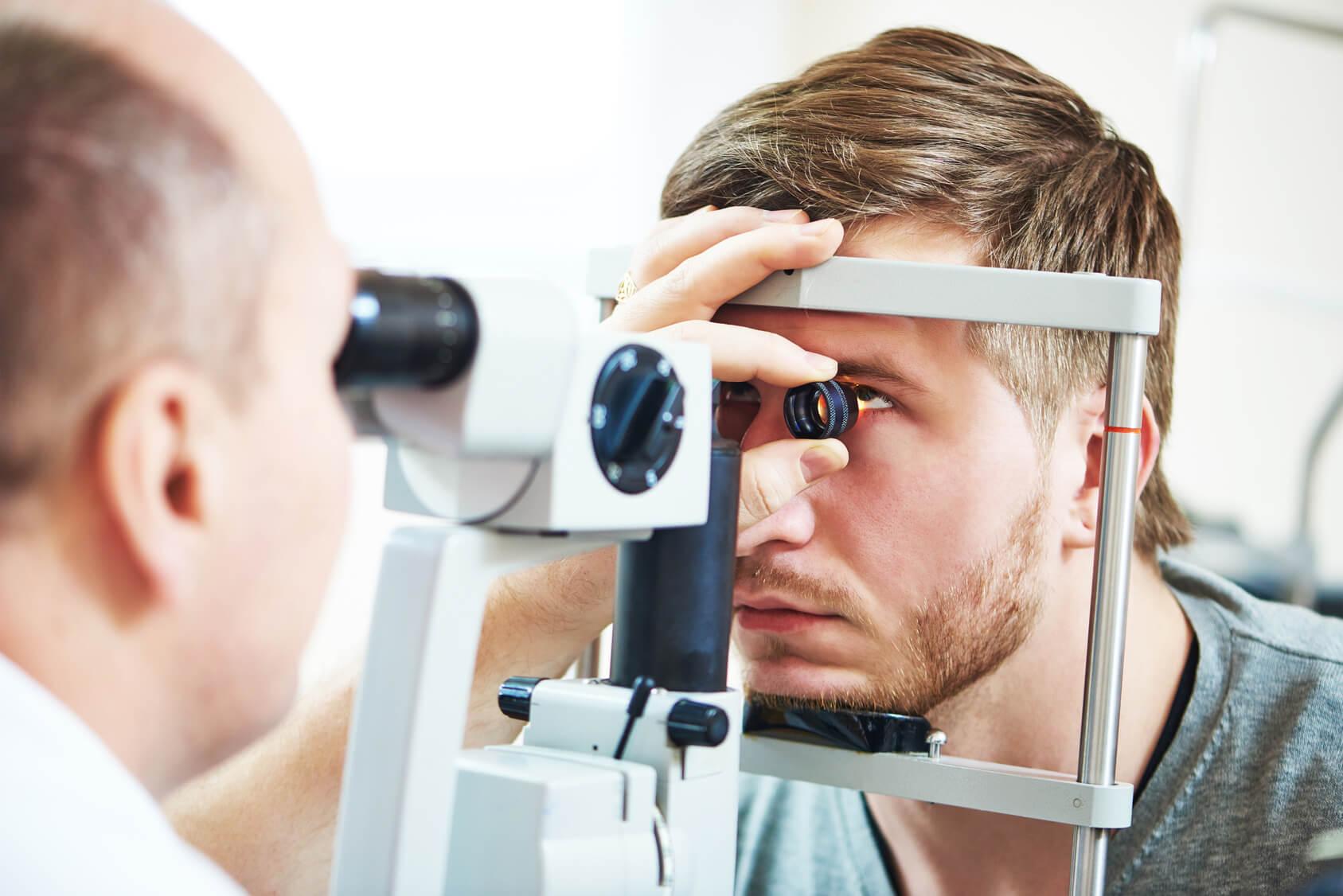 Ophtalmologiste