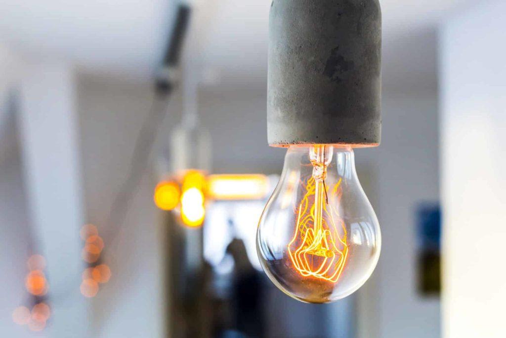 Eclairage Electricité