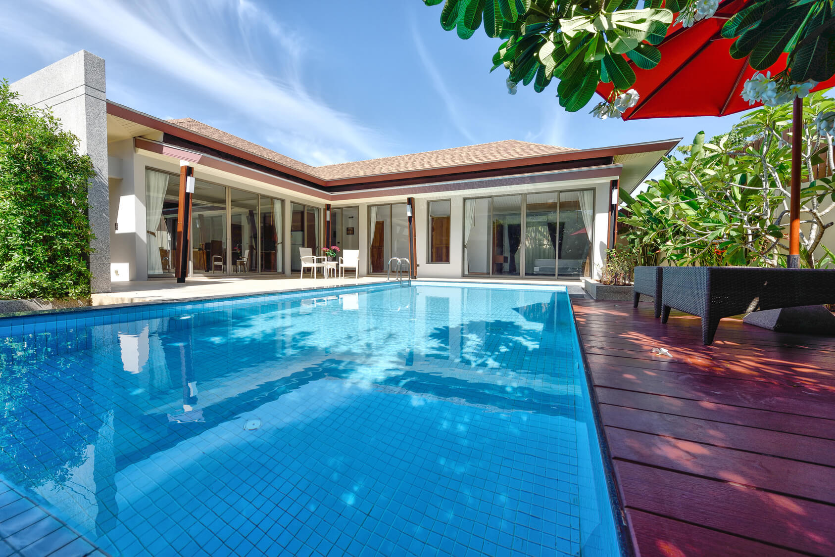 Assurance habitation garantie piscine